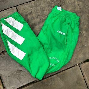 Vintage 90's Adidas Track Pants